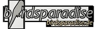 birdsparadise.de - Vogelbedarf & Vogelzubehör einfach bequem online bestellen-Logo
