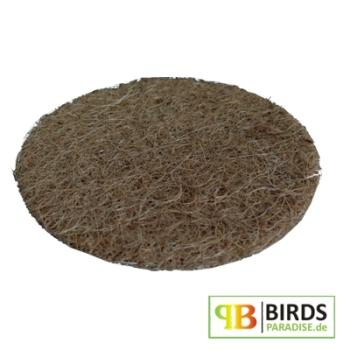 kokosfaser nistmatten f r tauben nistschalen 18cm. Black Bedroom Furniture Sets. Home Design Ideas